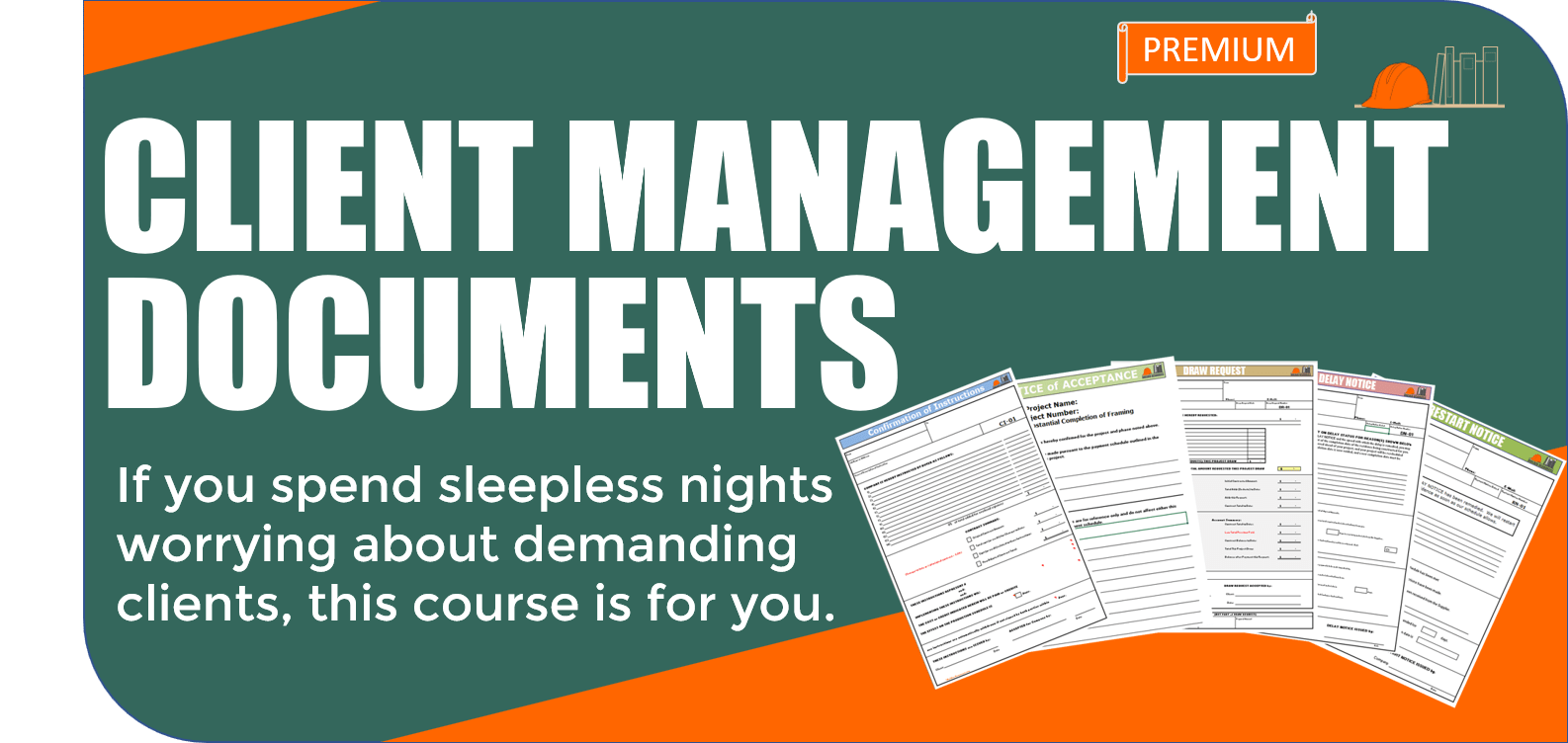 Client Management Documents