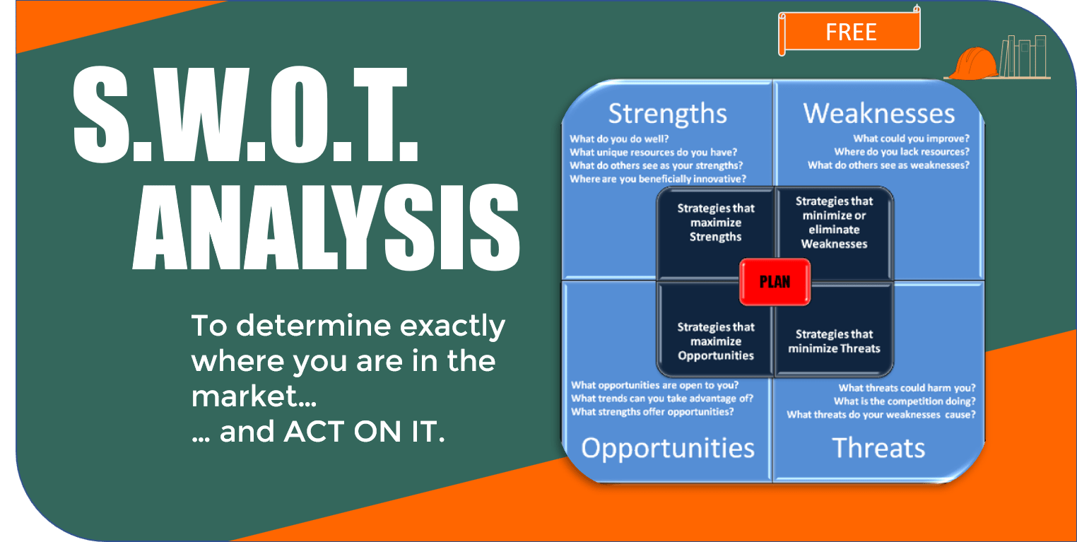 02.1.3. Conducting a SWOT Analysis