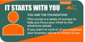 Your Foundation Course