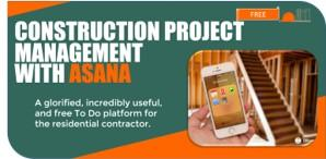 Construction Project Management With Asana